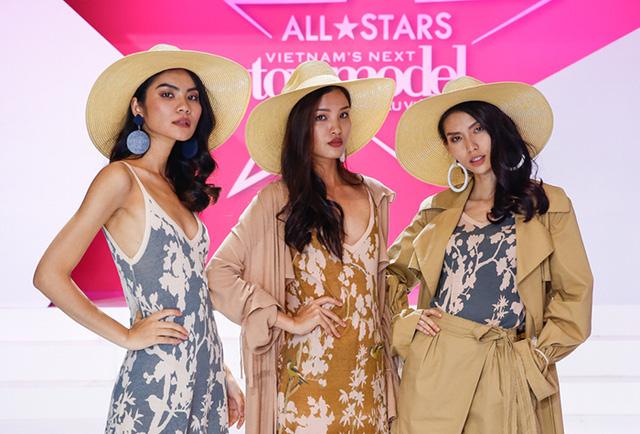Mặt trời bé con lên sóng, Vietnams Next Top Model đến với đêm chung kết - Ảnh 5.
