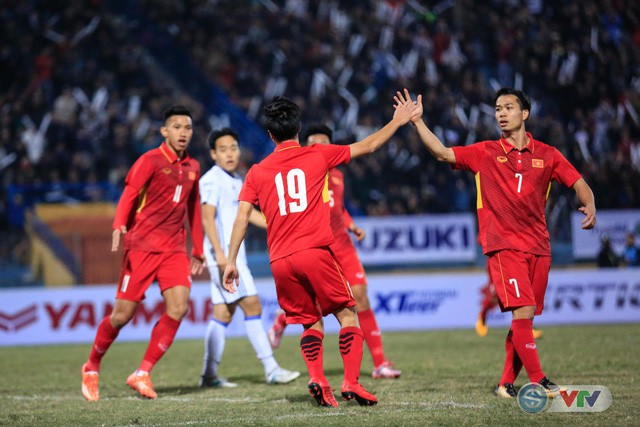 U23 Việt Nam gấp rút luyện tập cho VCK U23 châu Á 2018 - Ảnh 1.