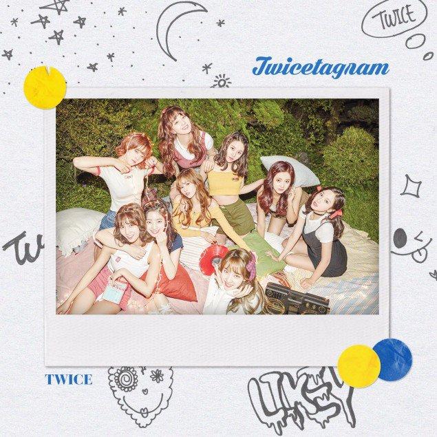 TWICE nhá hàng trước ngày ra mắt album đầu tay - Ảnh 1.