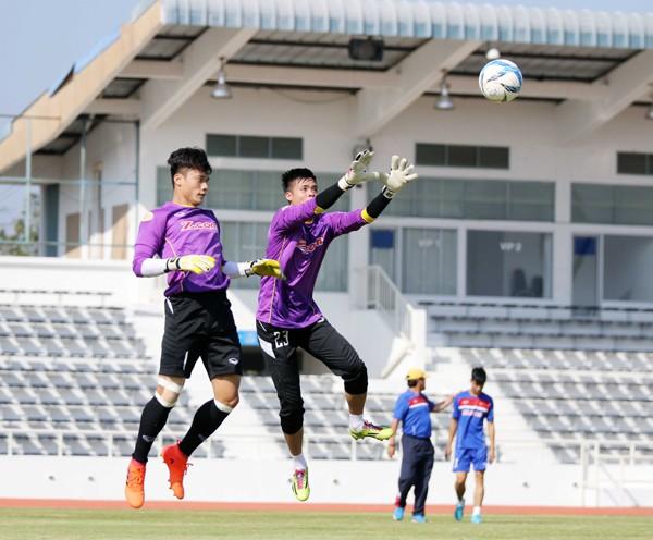 U23 Việt Nam tích cực rèn quân chờ gặp U23 Uzbekistan ở M-150 Cup 2017 - Ảnh 5.