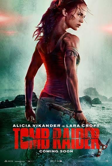 Bom tấn Tomb Raider - Những hé lộ đầu tiên - Ảnh 1.