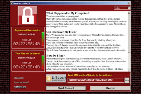 Mã độc WannaCry là gì và cách phòng chống ra sao? - Ảnh 1.