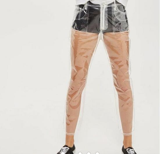 Những thiết kế thời trang vừa độc vừa dị đến khó tin - Ảnh 1.