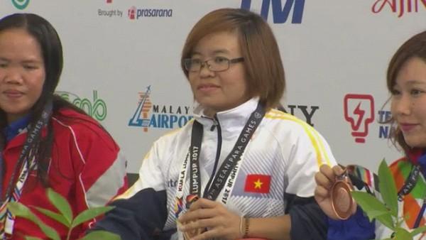 Ngày 18/9, bơi và cử tạ mang vàng về cho đoàn thể thao NKT Việt Nam tại ASEAN Para Games 9 - Ảnh 1.