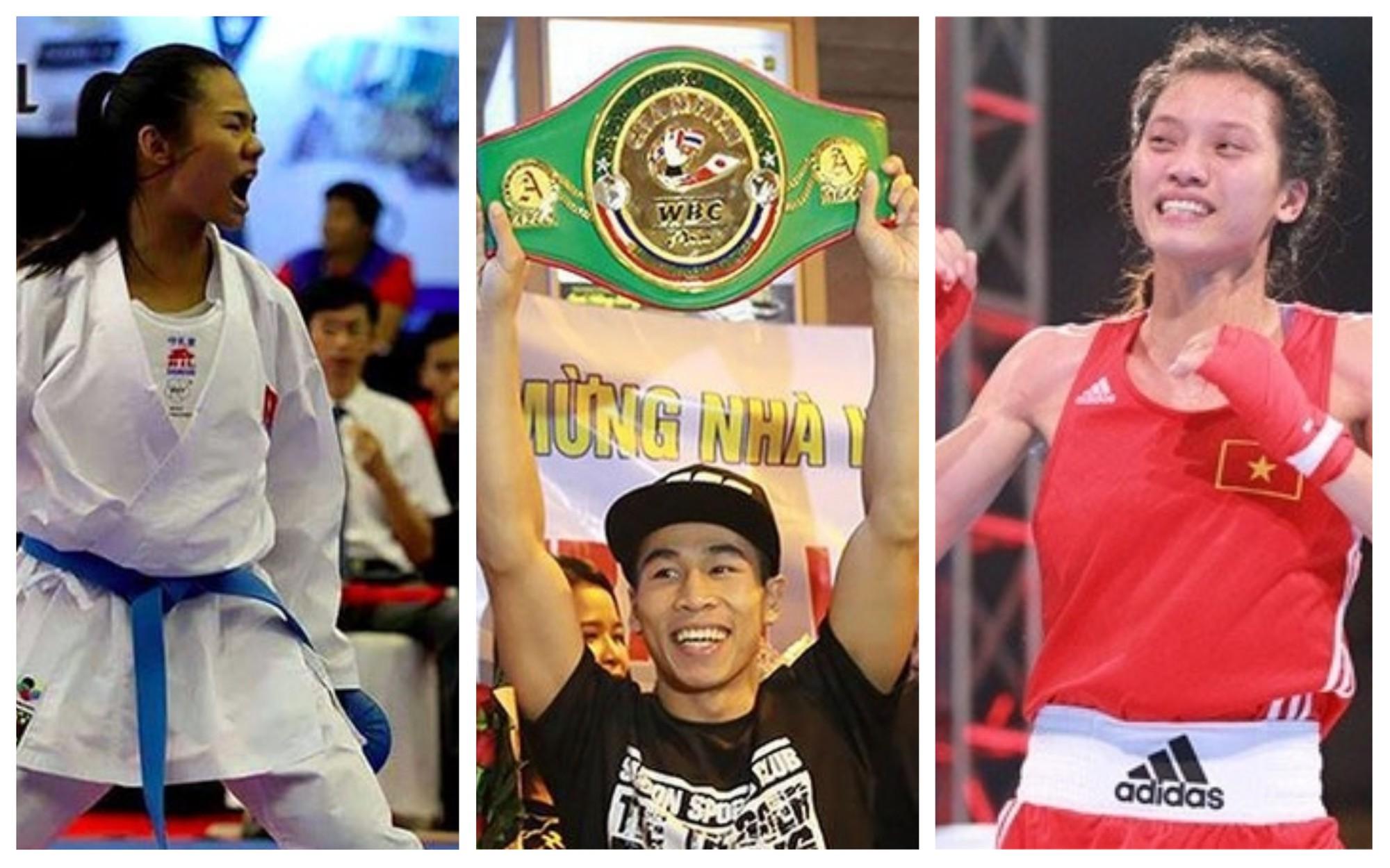10 dấu ấn đặc biệt của thể thao Việt Nam năm 2017 - Ảnh 7.