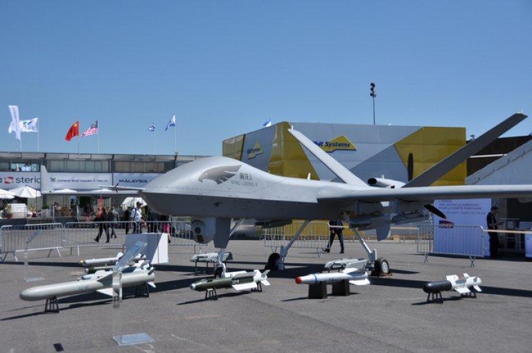 Phương tiện bay của tương lai tại Triển lãm Hàng không Paris