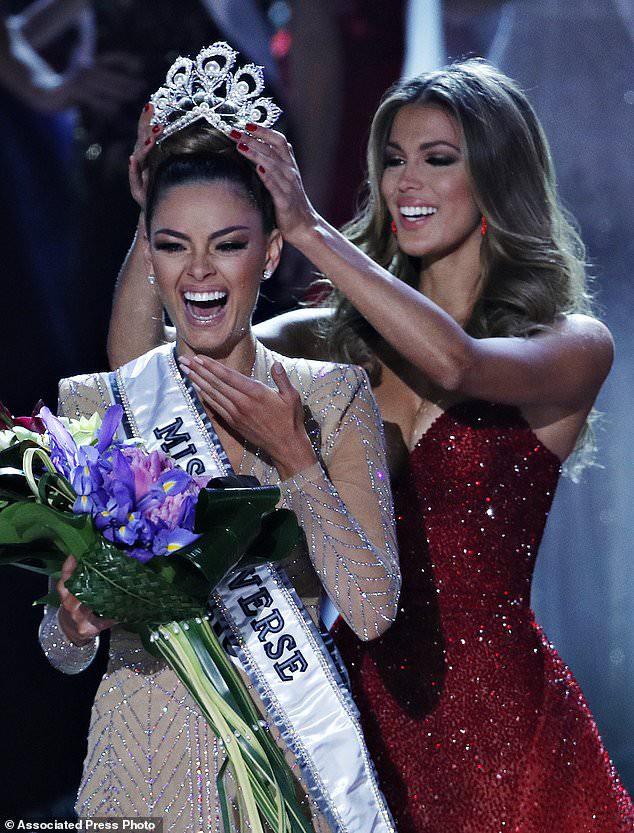Người đẹp Nam Phi giành vương miện Hoa hậu Hoàn vũ 2017 - Ảnh 2.