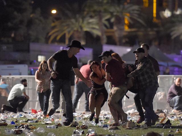 Tay vợt Laura Robson thoát chết trong vụ xả súng ở Las Vegas - Ảnh 1.