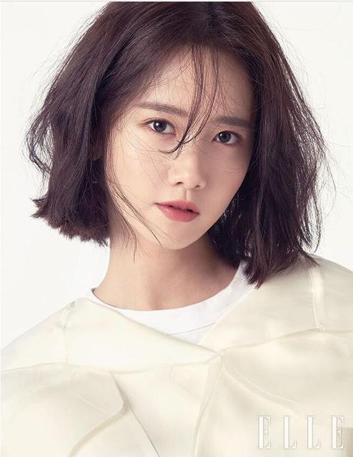 YoonA (SNSD) đầy phong cách trên ELLE - Ảnh 6.