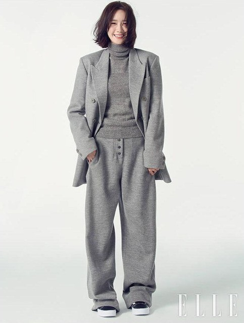 YoonA (SNSD) đầy phong cách trên ELLE - Ảnh 5.