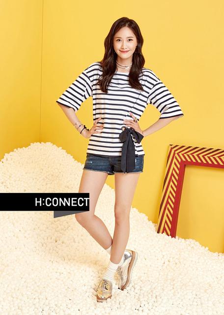 YoonA (SNSD) cực xinh tươi trong loạt ảnh mới - Ảnh 2.