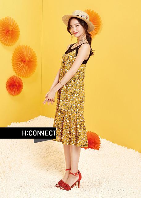 YoonA (SNSD) cực xinh tươi trong loạt ảnh mới - Ảnh 4.