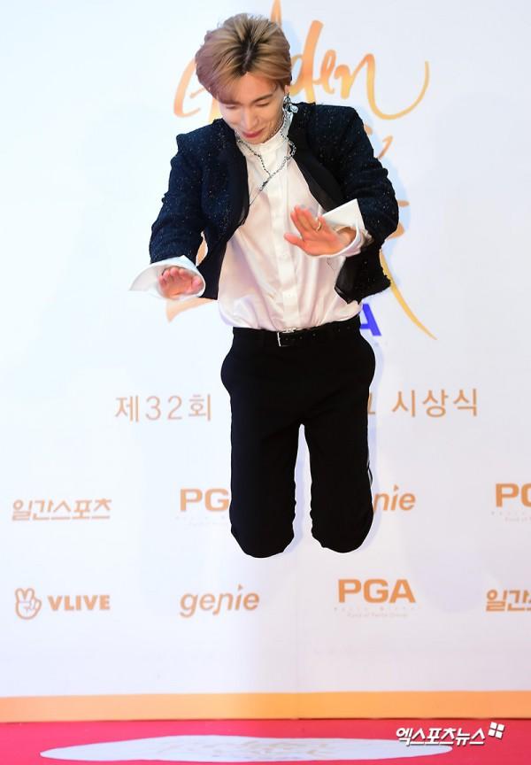Dàn sao Hàn tề tựu trên thảm đỏ Golden Disc Awards - Ảnh 3.