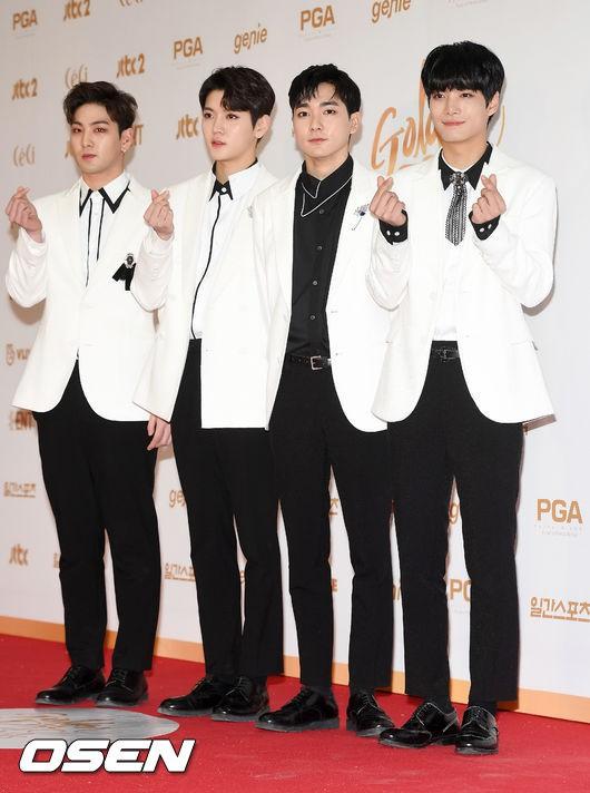 Dàn sao Hàn tề tựu trên thảm đỏ Golden Disc Awards - Ảnh 41.
