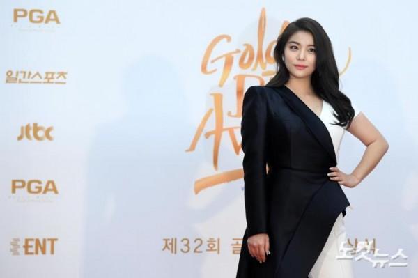 Dàn sao Hàn tề tựu trên thảm đỏ Golden Disc Awards - Ảnh 33.