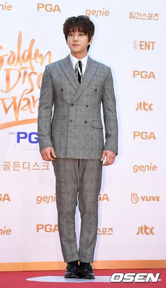 Dàn sao Hàn tề tựu trên thảm đỏ Golden Disc Awards - Ảnh 39.