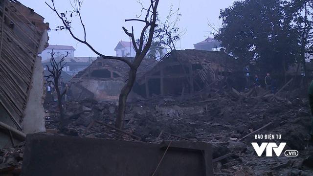Nổ lớn ở Bắc Ninh: Vẫn chưa hết nguy hiểm, đạn 15.5 cm được phát hiện ở một kho khác - Ảnh 7.