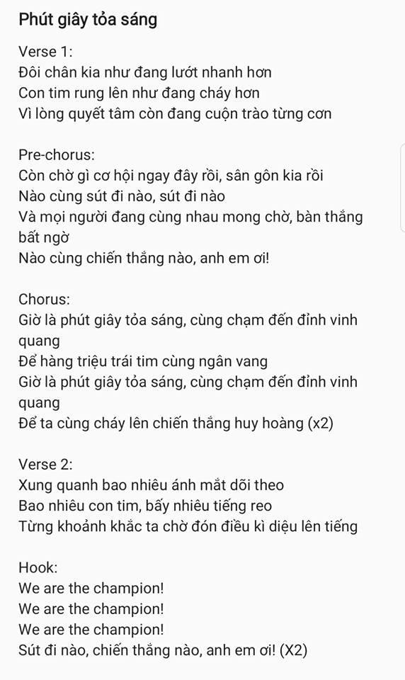 Khắc Hưng ngồi trên máy bay viết nhạc tặng ĐT U23 Việt Nam trước chung kết - Ảnh 1.