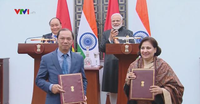 Việt Nam và Ấn Độ hướng tới kim ngạch thương mại 15 tỷ USD năm 2020 - Ảnh 1.