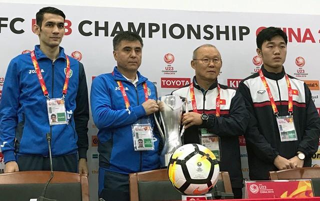 Xuân Trường: U23 Việt Nam sẵn sàng đá luân lưu với U23 Uzbekistan - Ảnh 1.