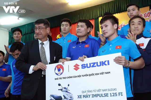 Tiền thưởng của ĐT U23 Việt Nam đã lên tới hơn 23 tỷ đồng - Ảnh 1.