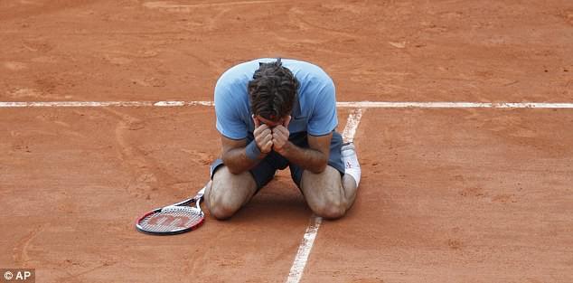 Ấn tượng: Nhìn lại 20 chức vô địch Grand Slam của Federer qua ảnh - Ảnh 14.