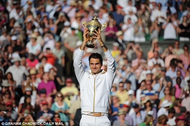Ấn tượng: Nhìn lại 20 chức vô địch Grand Slam của Federer qua ảnh - Ảnh 15.