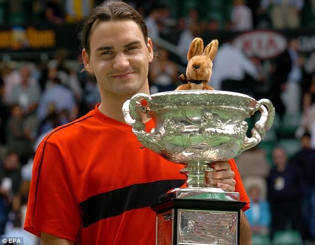 Ấn tượng: Nhìn lại 20 chức vô địch Grand Slam của Federer qua ảnh - Ảnh 2.