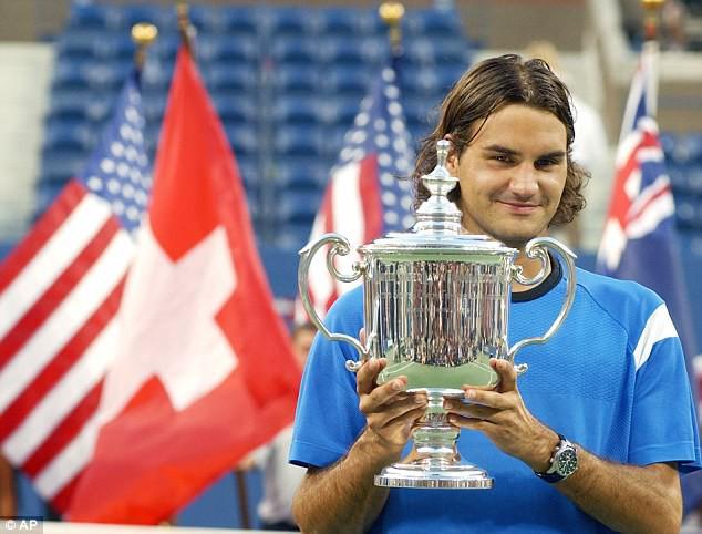 Ấn tượng: Nhìn lại 20 chức vô địch Grand Slam của Federer qua ảnh - Ảnh 4.