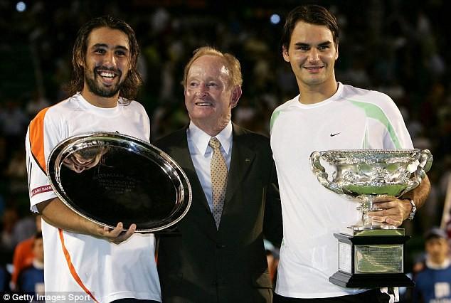 Ấn tượng: Nhìn lại 20 chức vô địch Grand Slam của Federer qua ảnh - Ảnh 7.