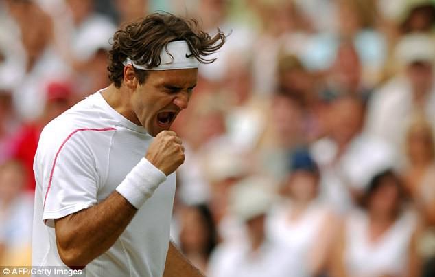 Ấn tượng: Nhìn lại 20 chức vô địch Grand Slam của Federer qua ảnh - Ảnh 8.