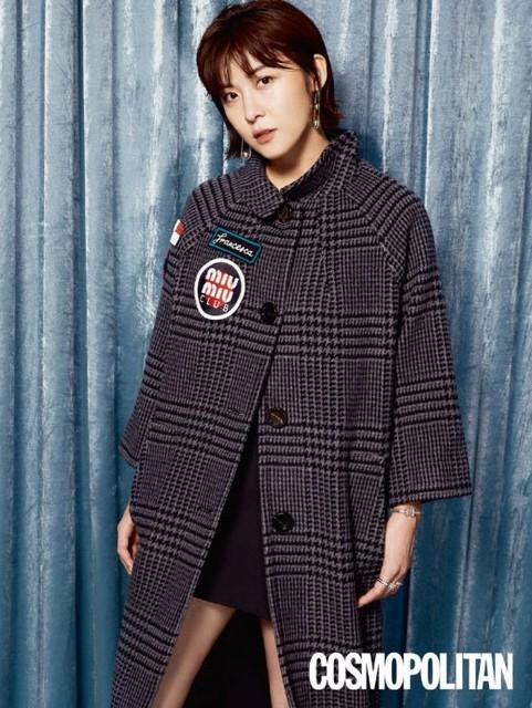 Ha Ji Won cá tính trong bộ ảnh mới - Ảnh 3.