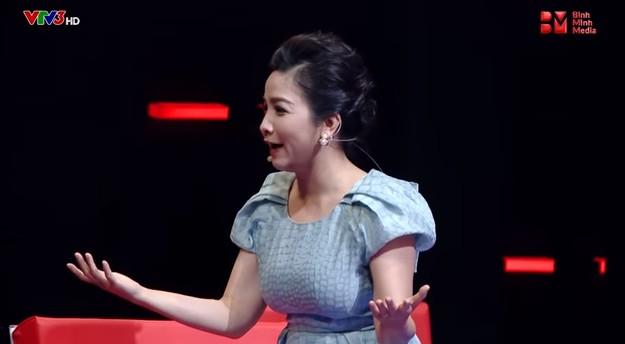Mỹ Linh với khoảnh khắc siêu đáng yêu ở Ban nhạc Việt - ảnh 2