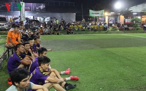 Bế mạc Giải bóng đá thanh niên Việt Nam tại Lào lần thứ 5 - Ảnh 3.