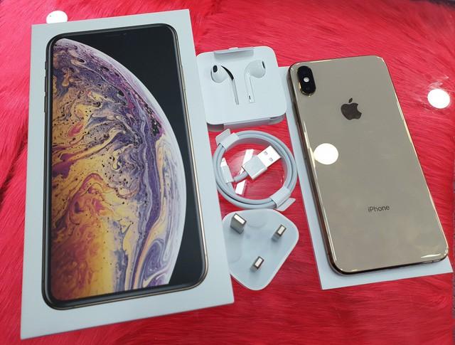 iPhone XS Max giảm còn 30 triệu đồng, iPhone XS chạm mức 25 triệu đồng - Ảnh 1.