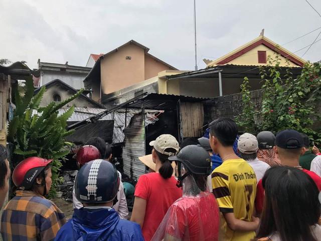 TP Huế: Cháy nhà bán than, 1 cụ bà tử vong - Ảnh 2.