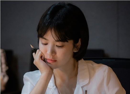 Hậu trường buổi đọc kịch bản của Song Hye Kyo và Park Bo Gum - Ảnh 2.