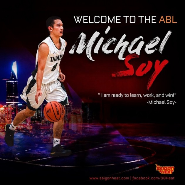 Saigon Heat bất ngờ chia tay Michael Soy - Ảnh 1.
