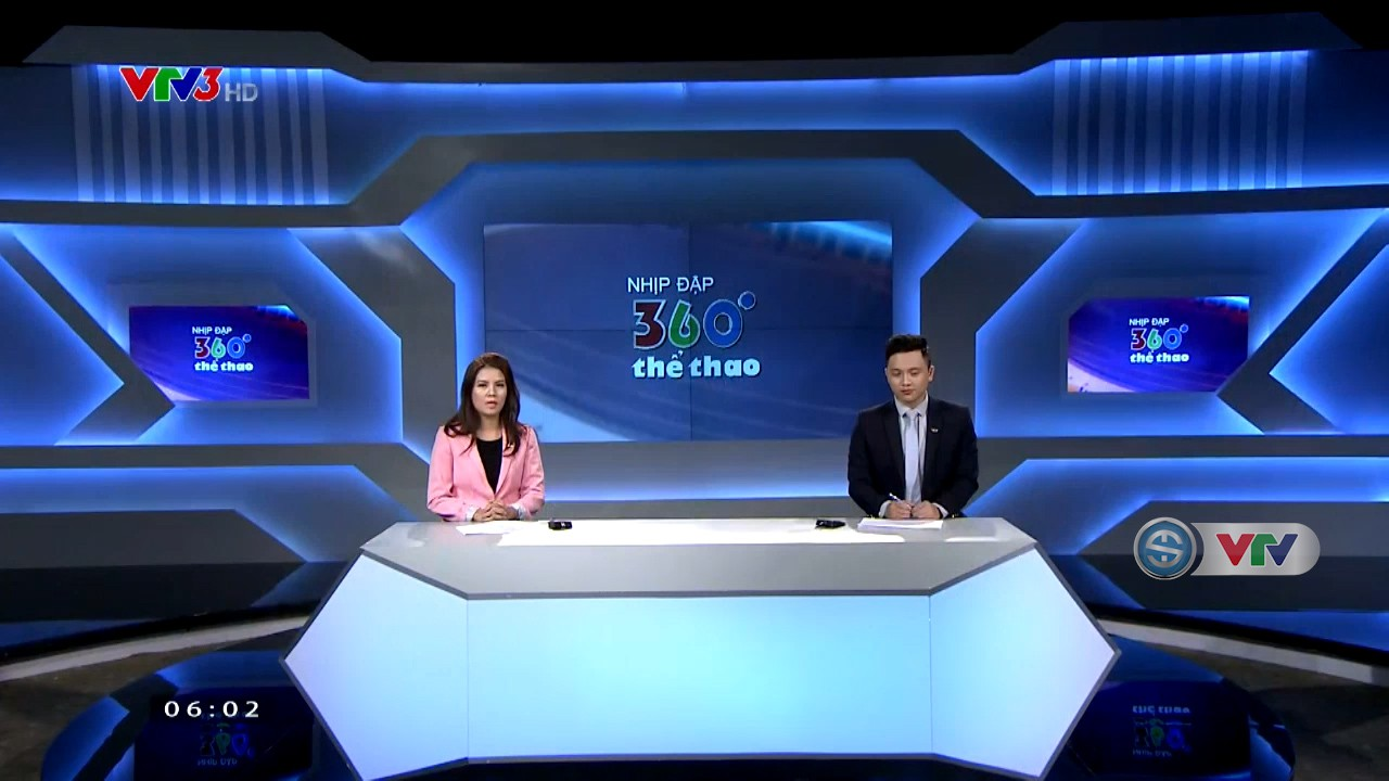 Nhịp đập 360 độ thể thao - 13/10/2018 - Video đã phát trên THE-THAO   VTV.VN