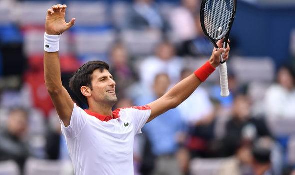 Thắng Coric, Djokovic lần thứ 4 đăng quang tại Thượng Hải Masters - Ảnh 1.