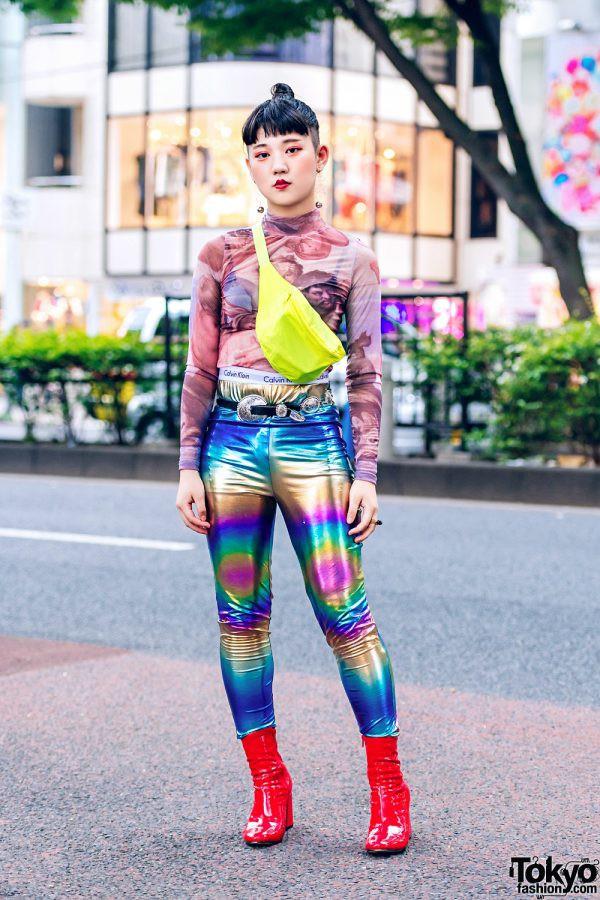 Street Style tại Tuần lễ thời trang Tokyo Xuân 2019 có gì hot? - Ảnh 10.