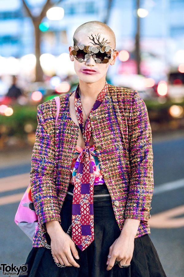 Street Style tại Tuần lễ thời trang Tokyo Xuân 2019 có gì hot? - Ảnh 8.