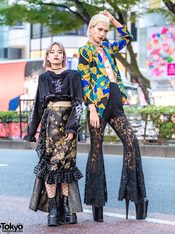 Street Style tại Tuần lễ thời trang Tokyo Xuân 2019 có gì hot? - Ảnh 7.
