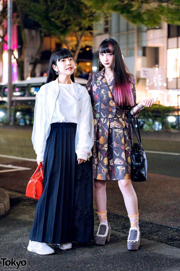 Street Style tại Tuần lễ thời trang Tokyo Xuân 2019 có gì hot? - Ảnh 4.