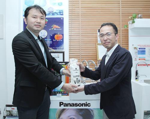 Đoàn Lãnh đạo tập đoàn Panasonic họp bàn chiến lược cùng Thế Giới Điện Giải - Ảnh 2.