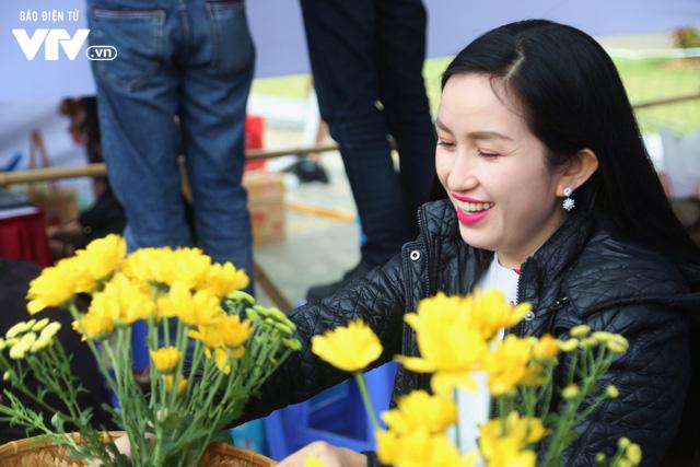 Náo nhiệt Hội thi Ẩm thực VTV 2018 chào mừng ngày Phụ nữ Việt Nam - Ảnh 4.