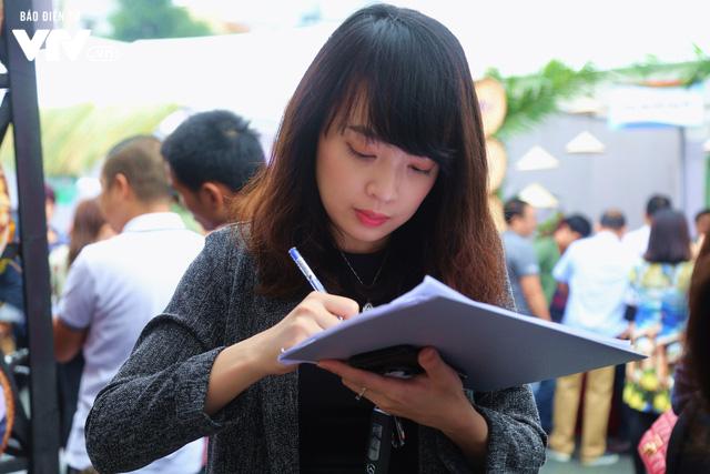 Náo nhiệt Hội thi Ẩm thực VTV 2018 chào mừng ngày Phụ nữ Việt Nam - Ảnh 10.