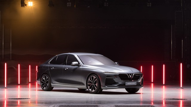 Vinfast chính thức ra mắt xe tại Paris Motor Show 2018 - Ảnh 2.