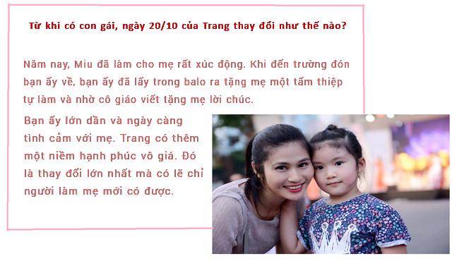 MC thời sự Minh Trang tiết lộ quà 20/10 do người bí mật tặng nhiều năm liền - Ảnh 4.