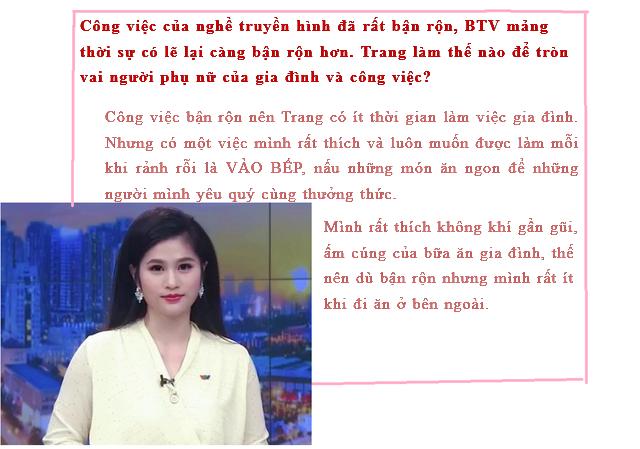 MC thời sự Minh Trang tiết lộ quà 20/10 do người bí mật tặng nhiều năm liền - Ảnh 5.